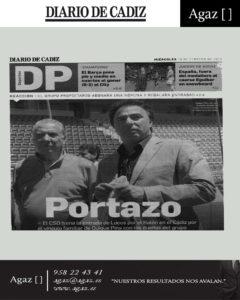 Diario de Cádiz - Portazo