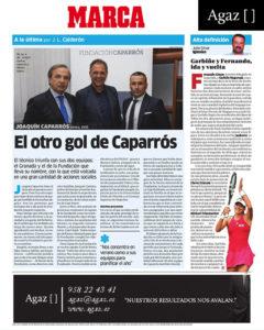 MARCA - El otro gol de Caparrós